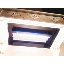 Broan 103023 Custom Range Hood Kit Parts