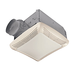 NuTone 763RLN-R01 Ceiling Fan - Light Parts