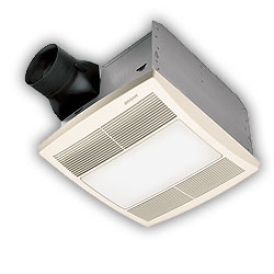 Broan QTR070L Ventilation Fan/Light Parts
