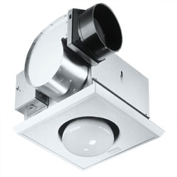 Nautilus N162 Bathroom Fan With Heater Light Parts