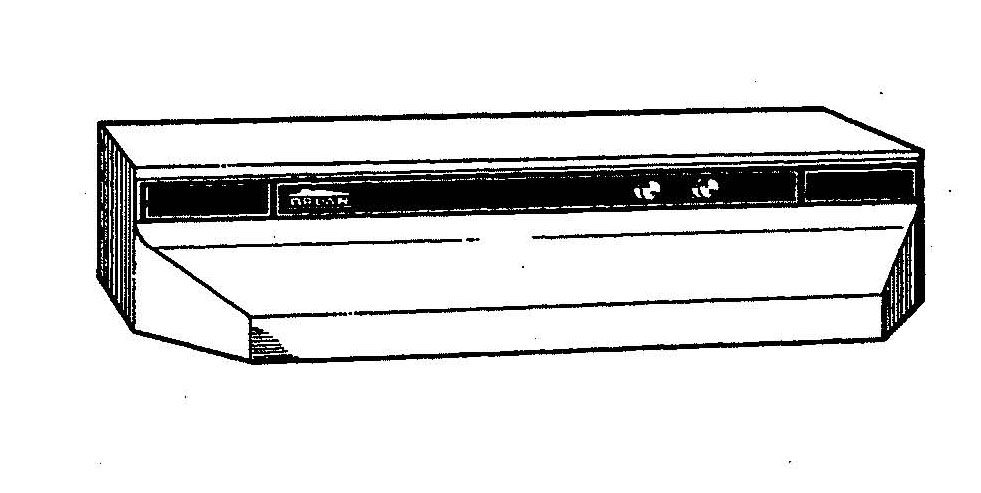 Broan 764204 42 In. -Stainless Steel Range Hood Parts